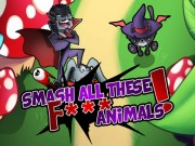 Play Smash all these F... animals Game on FOG.COM