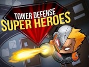 Play Tower Defense Super Heroes Game on FOG.COM