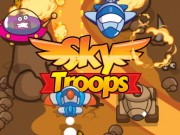 Play Sky Troops Game on FOG.COM