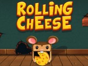 Play Rolling Cheese  Game on FOG.COM