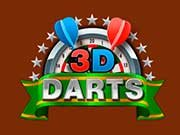 Play 3D Darts Game on FOG.COM