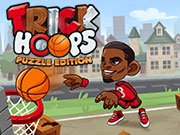 Play Trick Hoops: Puzzle Edition Game on FOG.COM