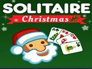 Play Solitaire Classic Christmas Game on FOG.COM