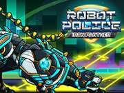 Play Robot Police Iron Panther Game on FOG.COM
