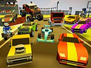 Play 3D Arena Racing Game on FOG.COM