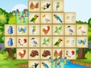 Play Birds Mahjong Deluxe Game on FOG.COM