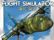 Play Flight Simulator C130 Training Game on FOG.COM
