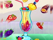 Play Summer Fresh Smoothies Game on FOG.COM