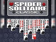 Play Spider Solitaire Classic Game on FOG.COM