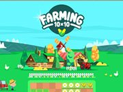 Play Farming 10x10 Game on FOG.COM