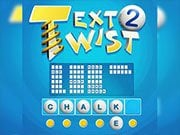 Play Text Twist 2 Game on FOG.COM