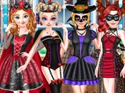 Play Princess Halloween Masquerade 2019 Game on FOG.COM