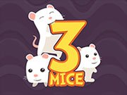 Play 3 Mice Game on FOG.COM