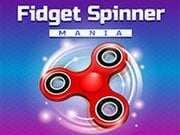 Play Fidget spinner mania Game on FOG.COM