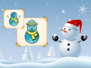 Play Happy Snowman Coloring Game on FOG.COM