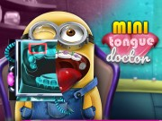Play Mini Tongue Doctor Game on FOG.COM