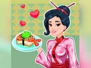 Play Yukiko's Sushi Shop Game on FOG.COM