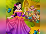 Snow White Fairytale Dress Up