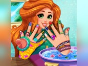 Play Jessie's DIY Nails Spa Game on FOG.COM