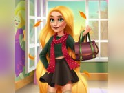 Play Blonde Princess Fall Trends Game on FOG.COM