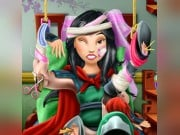 Play Warrior Princess Hospital Recovery Game on FOG.COM