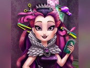 Play Dark Queen Real Haircuts Game on FOG.COM