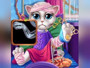 Play Kitty Hospital Recovery Game on FOG.COM