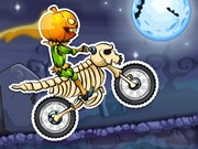Play Moto X3m Spooky Land Game on FOG.COM