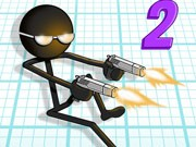 Play Gun Fu: Stickman 2 Game on FOG.COM