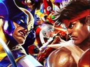 Play Marvel VS Capcom: Clash Of Super Heroes Game on FOG.COM