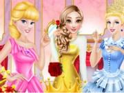 Play Princess Instagram Life Royal Ball Game on FOG.COM