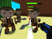 Wild West - A Minecraft Shoot 'em Up
