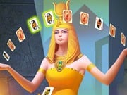Play Egypt Solitaire Game on FOG.COM