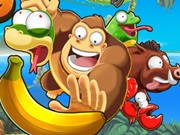 Play Banana Kong Online Game on FOG.COM