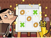 Mr Bean Tick Tac Toe