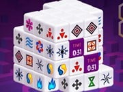 Play Mahjong Dark Dimensions Game on FOG.COM