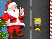 Play Santa Super Car Game on FOG.COM