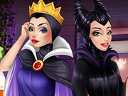 Disney Villains On Vacation