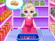 Play Baby Elsa In Kitchen Game on FOG.COM