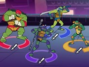 Rise Of The Tmnt City Showdown