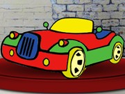 Play Coloring Cars Time Game on FOG.COM