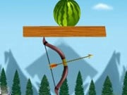 Play Watermelon Arrow Scatter Game Game on FOG.COM
