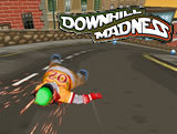 Play Downhill Madness Game on FOG.COM