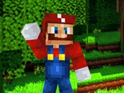 Play Minecraft Super Mario Game on FOG.COM