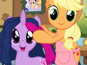 Pony Hairy Salon