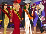 Play Kardashians Graduation Game on FOG.COM