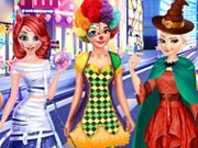 Play Princesses April Fools Day Dress Game on FOG.COM
