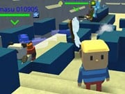 Play Kogama Human Vs Roblox Game on FOG.COM