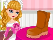 Play Uggs Clean N' Care Game on FOG.COM
