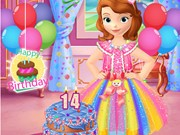 Play Sofia Unforgettable Birthday Party Game on FOG.COM